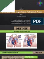 BMPR2 therapy on Pulmonal Hypertension