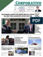 Jornal Corporativo número 3074 de 21 de março de 2019