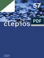 Clepios57 Trabajo Interdisciplinario