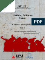 História, Política e Cena Cadernos Monográficos