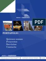 Portafolio Torres + C Arquitectura