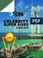 Css Franchise Prospectus