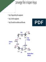 Create a converge file in Aspen Hysys.pptx
