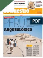Restos con historia, Perú arqueológico