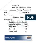 155093370 Project Report on PIA SM