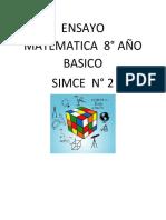 ENSAYO MATEMATICA  8.docx