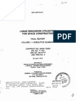 1979 Lunar Resources Utilization