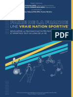 Rapport Sport Pour Tous