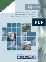 PIERALISI - Centrifugal Separators.pdf