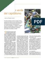 La pócima verde del capitalismo (Pueblos, 01-04-17)