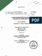 1979 Lunar Resources Utilization Vol2