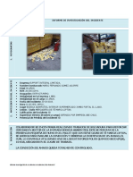 Informe Investigación Incidentes Bodega Jumbo Portal El Llano