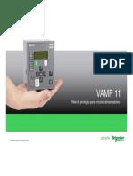 Apresentação relé de proteção - VAMP11F.pdf