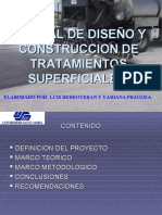 Tratamientos Superficial Manual de Diseño