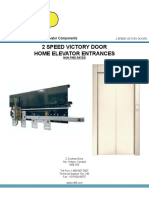 Manual Victory Doors
