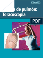 Cirugia de Pulmon Toracoscopia