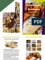 Gastronomia Hondureña