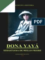A História de Sebastiana de Melo Freire
