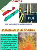 Exposición Explosivos Villarreal