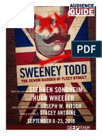 Sweeney Todd Audience Guide