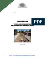 Estudio de Suelos Escuela Llano Grande, Ixhuatan