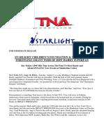 Satrlight TNA