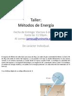 Soluciones Binarias de Ecuaciones parciales Dinamicas en el movimiento de particulas