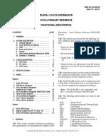 Symmetricom DCD LPR Manual