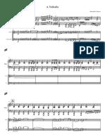 4. Valhalla - Full Score