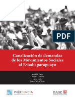 CANALIZACION DE DEMANDAS - MARIELLE PALAU - ANO 2018 - PORTALGUARANI