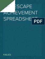 Failed's Achievement Spreadsheet V2 (20 March 2019)