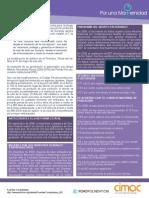 Durango - Por una Maternidad Libre y Voluntaria - Monografía