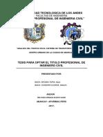 Tesis - Análisis del trafico en el sistema de transporte publico en el centro urbano de la ciudad de Abancay.pdf