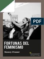 Fortunas Del Feminismo Nancy Fraser