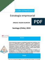 Tema 1 D. Estratégica ( 2019)