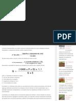 Soja - Cálculo da quantidade de sementes e regulagem da semeadora ~ Agro Atlas