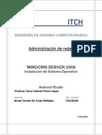 Instalacion Windows Server