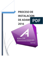 Instalacion ADAMS view