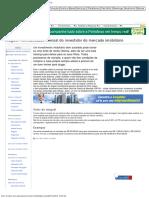 Aluguel_ Rentabilidade Mensal Do Investidor Do Mercado Imobiliário