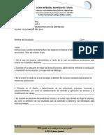 1ra. evaluacion 19