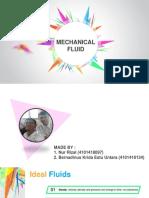 Fisika Presentasi Mechanical Fluid