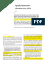 Histora da Ciência e ensino  da ciencia - Nelio Bizzo.pdf