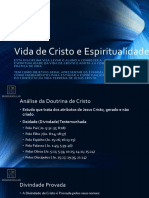 Vida de Cristo e Espiritualidade 12 CAPITULOS (1)