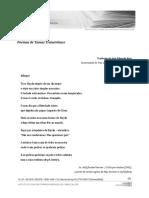 Poemas de Tomas Tranströmer
