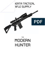 Modern Hunter User Manual