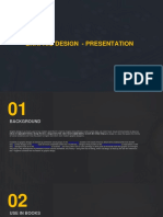 Graphic Design - Presentation