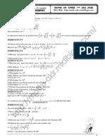 Série d'exercices - Math - Activités algébriques - 1ère AS (1).pdf