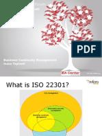 20131003 8 Business Continuity Management Dragutin Bosnjakovic