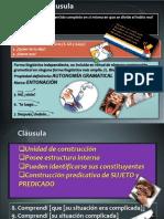 06 Oracion y Clausula