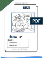CARATULAS MARZO-FISICA 3°